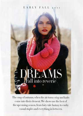VogueKnitting - dreams